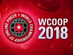 Россияне aDrENalin710 и ImluckNuts возглавляют лидерборд WCOOP 2018