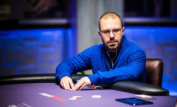 Дэн Смит на Poker Masters Main Event