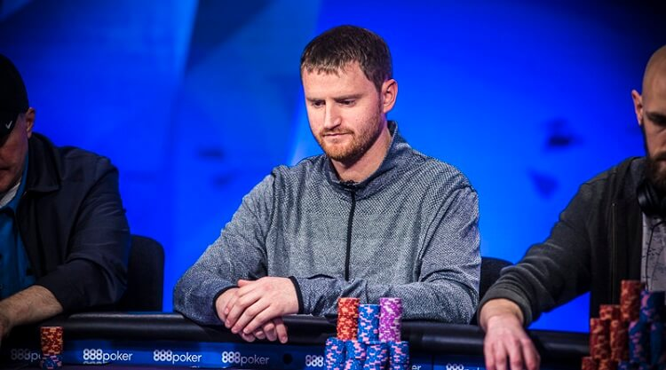 Дэвид Питерс на Poker Masters Main Event