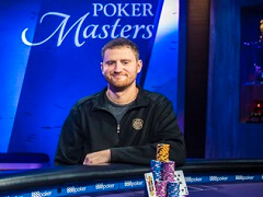 Дэвид Питерс – чемпион Poker Masters Main Event