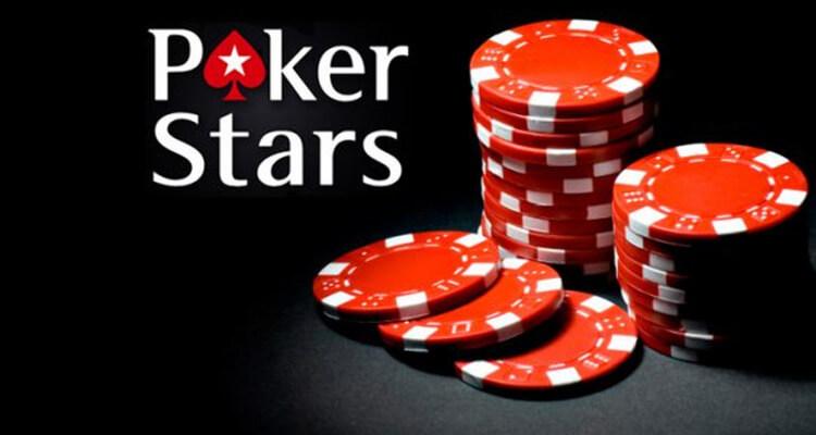 PokerStars table arrangement
