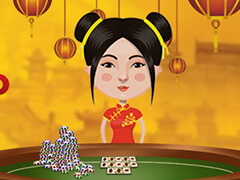 Chinese poker game strategy