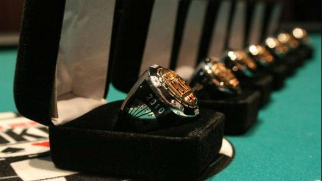 Золотое кольцо WSOP