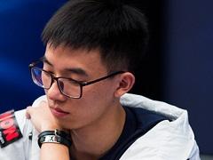 Игрок-любитель из Китая лидирует в Главном Событии EPT Barcelona