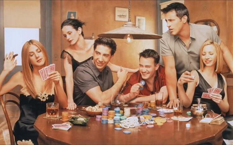 как играть в покер вдвоем дома