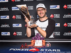 EPT Barcelona: Макс Сильвер – чемпион турнира хайроллеров за 10 000€