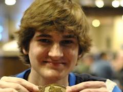 20-летний Вилл Пенджели выиграл Мейн Ивент WInStar River Series
