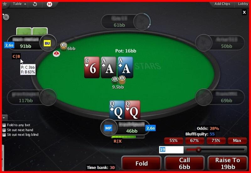 StarsCaption at PokerStars