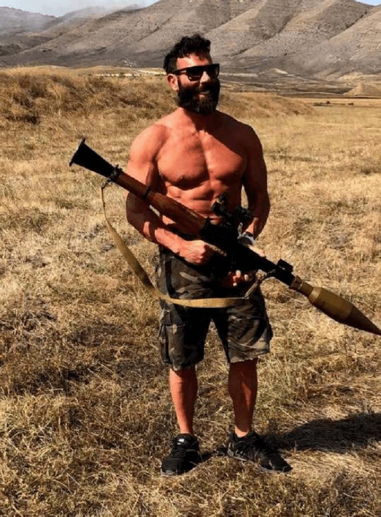 Дэн Билзерян 2018