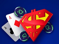 Super bonus from PokerDom: up to 100 000 rubles ($1 500) to active players