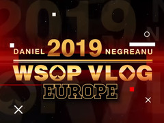 Daniel Negreanu returns to daily vlogs at WSOP Europe