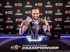 Шемион выиграл два воскресных турнира на PokerStars