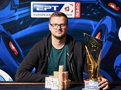 Коновалов выиграл 7 миллионов рублей на EPT Open Sochi