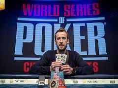 Чешский покерист выиграл Мейн Ивент WSOP Circuit 2019