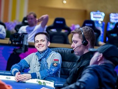 Badziakouski is in top three at WSOPE 2019 Super High Roller