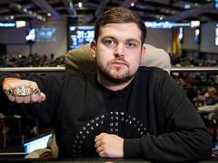 Богданов выиграл первый браслет на WSOPE 2019