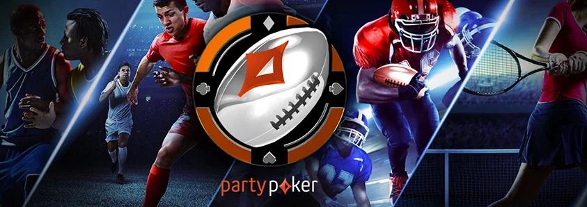 Partypoker Superbowl LIV 2019