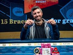 Израильтянин выиграл четвертый золотой браслет в своей карьере на WSOPE 2019