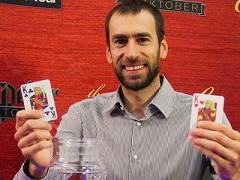 Молдавский игрок обыграл чемпиона WSOP и превратил 300$ в 100 000$