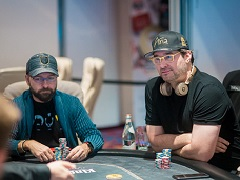 Hellmuth and Negreanu to play in the final of the WSOPE 2019 event