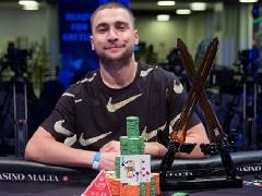 Молдавский покерист выиграл 247 000€ в Главном Событии Battle of Malta