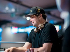 Hellmuth stopped a step away from the gold bracelet WSOPE 2019