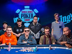 Филатов выиграл 1 000 000$ в WSOPE Diamond High Roller