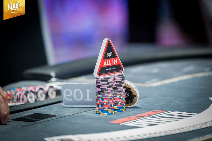 WSOP Europe Main Event 2019