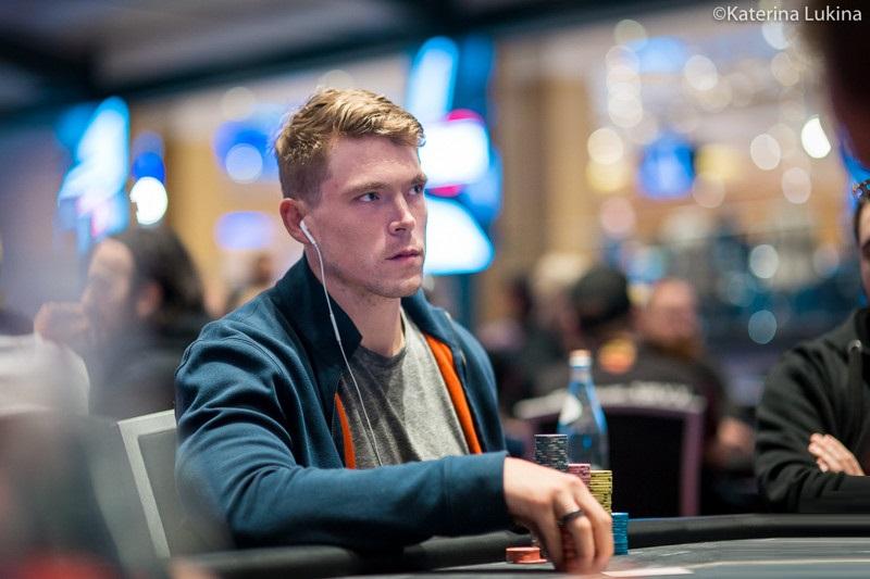 Алекс Фоксен WSOP Europe 2019