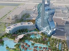 Seminole Hard Rock открыли новый отель в форме гитары