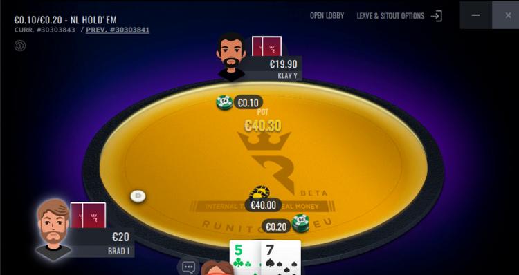 RIO Poker 2019