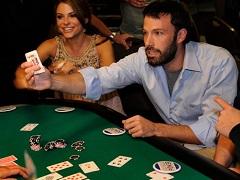 Бен Аффлек выиграл 1 500$ в казино Лос-Анджелеса