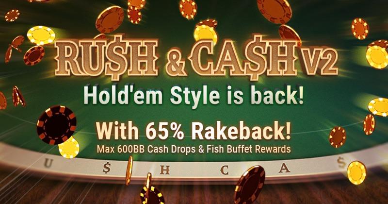 rush and cash 2019