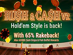 BestPoker gives $500,000 to Rush & Cash players