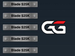 GGNetwork launched Blade $25K tournaments for High Rollers