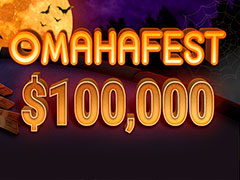 $100,000 as prizes at BestPoker Omahafest