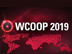 Самые крупные выигрыши на WCOOP 2019