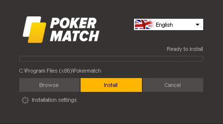 pokermatch install