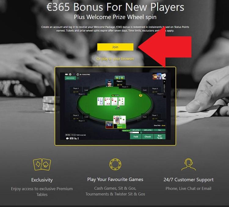 Bet365 website