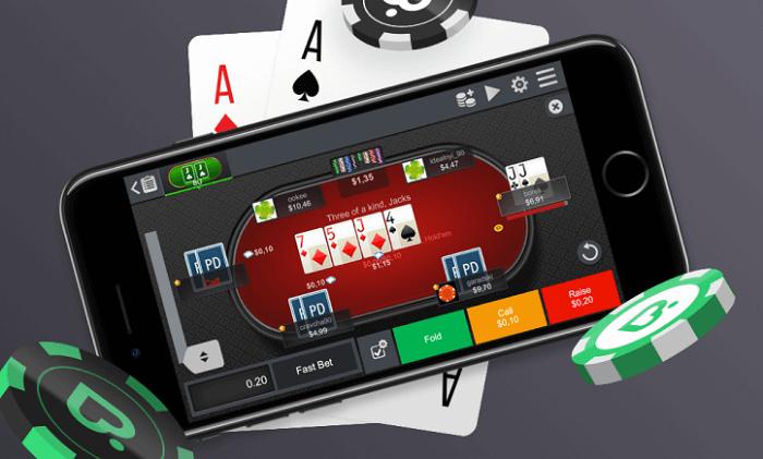 Pokerdom mobile
