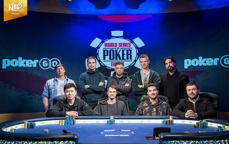 WSOPE Main Event 2019