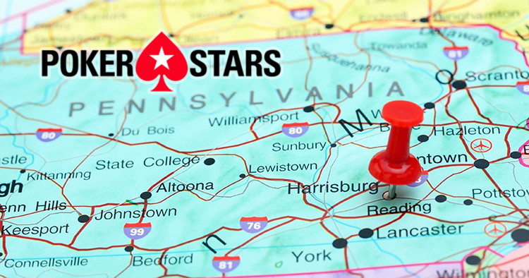 PokerStars в Пенсильвании