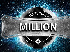 PartyPoker Million finals to be held on Sunday