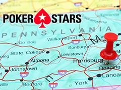 PokerStars возвращается в Пенсильванию после длительного перерыва
