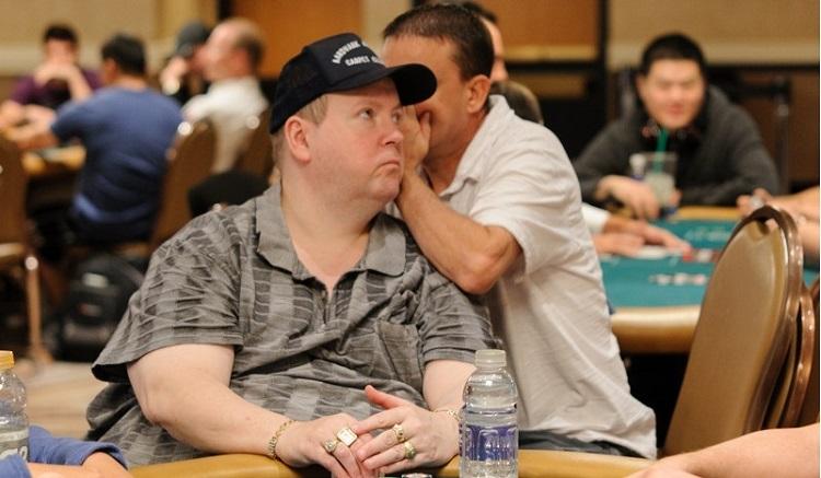 Хэл Любарски WSOP 2007