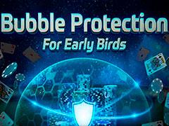 В турнирах PokerOK появилась функция страховки на баббле