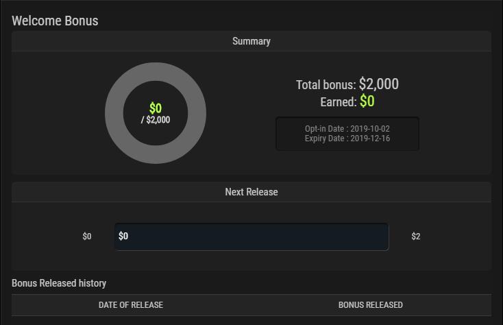 BestPoker bonus