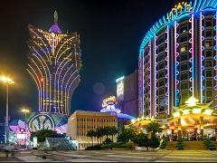 Казино в Макао показали худший доход за год