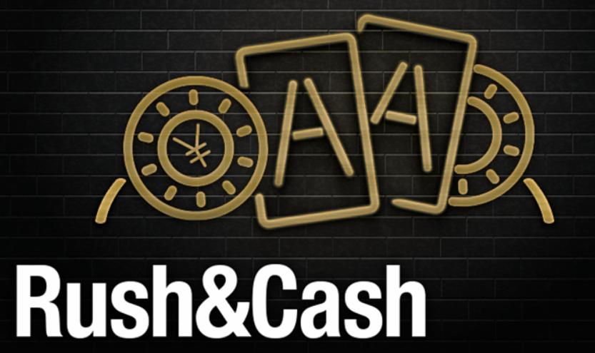 Rush & Cash at BestPoker