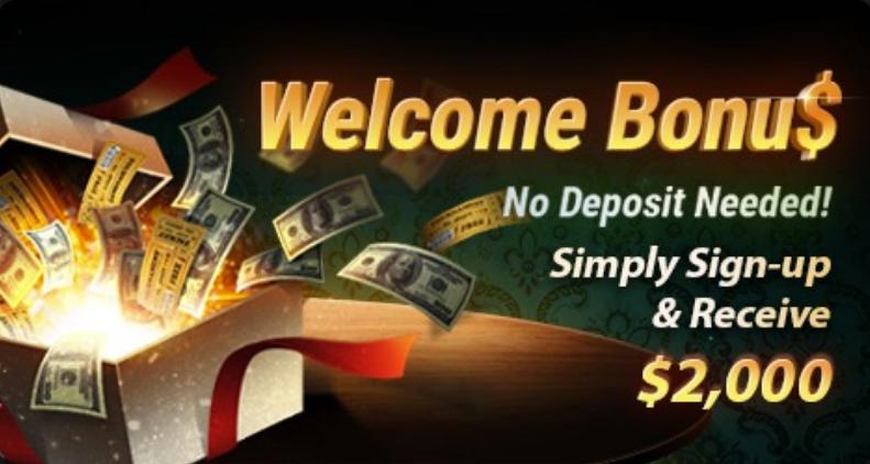 Welcome Bonus BestPoker